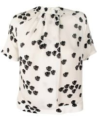 A.L.C. Clay Blouse - Lyst