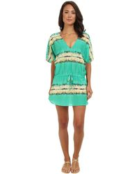 Vix Aquarela Lory Caftan Cover Up - Lyst