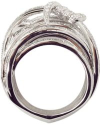 Stephen Webster - Forget Me Knot Diamond Ring - Lyst