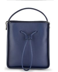 3.1 Phillip Lim Soleil Small Leather Bucket Bag - For Women black - Lyst