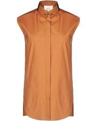 3.1 Phillip Lim Sleeveless Shirt - Lyst