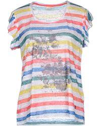 Numph T-Shirt - Lyst