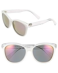 Marc By Marc Jacobs 55Mm Retro Sunglasses - Lyst