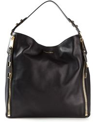 Michael Kors Large Miranda Zipper Shoulder Bag - Lyst
