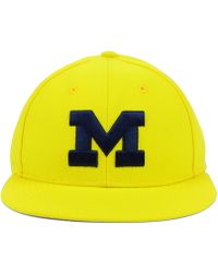 Adidas Michigan Wolverines Ncaa Onfield Baseball Cap - Lyst