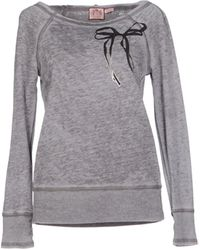 Juicy Couture Sweatshirt - Lyst