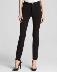 Jen7 - Italian Ponte Skinny Trousers - Lyst