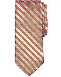 Brooks Brothers Satin and Twill Mini Bb1 Tie - Lyst