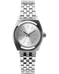 Nixon 'The Small Time Teller' Watch - Lyst