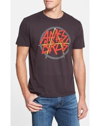 Ames Bros - . 'art Slayer' Graphic T-shirt - Lyst