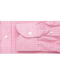 Ledbury The Bankside Twill 120 pink - Lyst