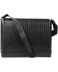 Ferragamo Los Angeles Leather Briefcase - Lyst