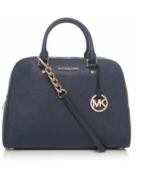 Michael Kors Jet Set Shoulder Bag - Lyst
