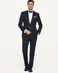 Ralph Lauren Label Anthony Notched Lapel Tuxedo - Lyst