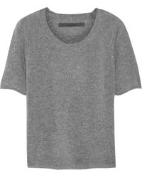 Enza Costa Cashmere Top - Lyst