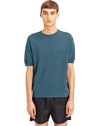 Lanvin New Season - Mens Pique T-shirt - Lyst