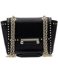 Diane Von Furstenberg Mini Faceted Stud - Lyst