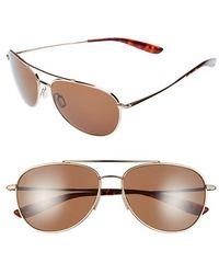 Kaenon - 'driver' 60mm Polarized Sunglasses - Lyst