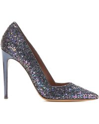 Tabitha Simmons Folly Glitter Pumps - Lyst