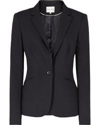 Reiss Dane Pin Pinstripe Tailored Blazer - Lyst