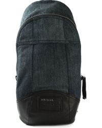 Diesel 'The Brave One' Backpack - Lyst