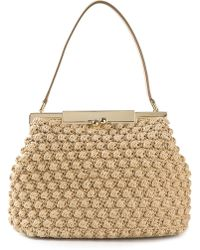 Dolce & Gabbana Medium Crochet Bag - Lyst