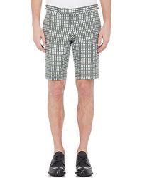Thom Browne | Plaid Shorts | Lyst
