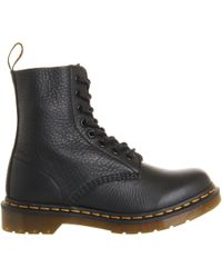 Dr. Martens 8 Eyelet Lace Up Bt - Lyst