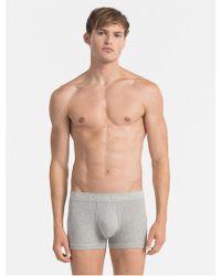 Calvin Klein - Body Trunk - Lyst