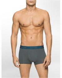 CALVIN KLEIN 205W39NYC - Underwear Body Modal Stripe Trunk - Lyst