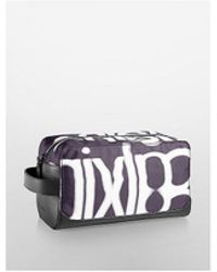 CALVIN KLEIN 205W39NYC - White Label Austin Dopp Kit - Lyst