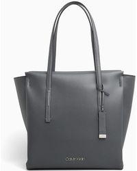 Calvin Klein - Large Tote Bag - Lyst
