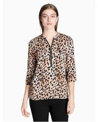 CALVIN KLEIN 205W39NYC - Short-sleeve T-shirt - Lyst