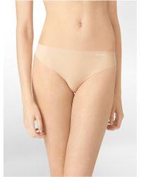 CALVIN KLEIN 205W39NYC - Underwear Invisibles Thong - Lyst