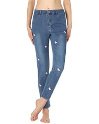 Calzedonia - Hello Kitty jeggings - Lyst
