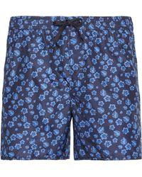e000c06108 Ecoalf Formentera Swim Trunks in Green for Men - Lyst