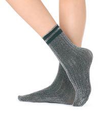 Calzedonia - Fancy Glitter Socks - Lyst