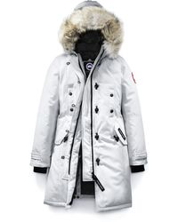 Canada Goose jackets replica fake - Canada goose Chelsea Parka Fusion Fit in Blue (Navy) | Lyst