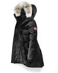 Canada Goose jackets sale authentic - Canada goose Shelburne Parka Fusion Fit in Green (Military Green ...