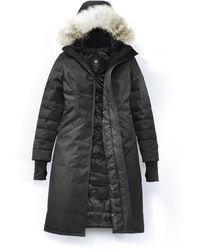 Canada Goose Hayward Shell Raincoat - Black