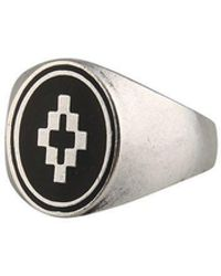 Marcelo Burlon - Cross Ring - Lyst