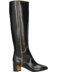 Pierre Hardy - Boots Women Brown - Lyst