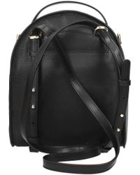 e34c67480f51 Michael Kors - Backpacks And Bumbags Jessa Women Black - Lyst