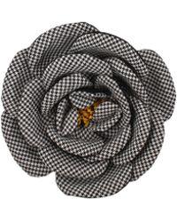 Dolce & Gabbana - Gift Ideas Brooch Women Black - Lyst