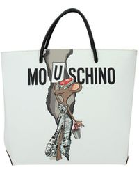 Moschino Handbags Women White