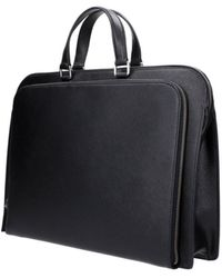 Prada - Work Bags Men Black - Lyst