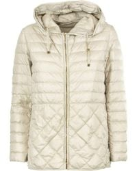 Max Mara - Etres water-repellent Nylon Down Coat - Lyst