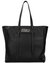Miu Miu Shoulder Bags Women - Black