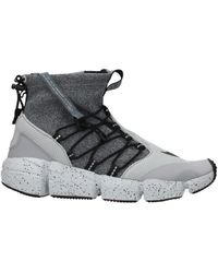 8b8105718 Nike Air Footscape Mid Utility Dm In Black in Black for Men - Lyst