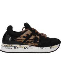 Premiata - Sneakers Liz Women Black - Lyst